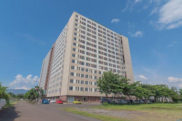 Emerald Apartel Bandung - Facade