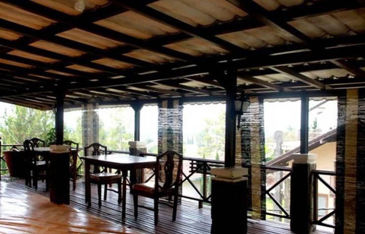 Villa D2 Istana Bunga Lembang Bandung - Eksterior
