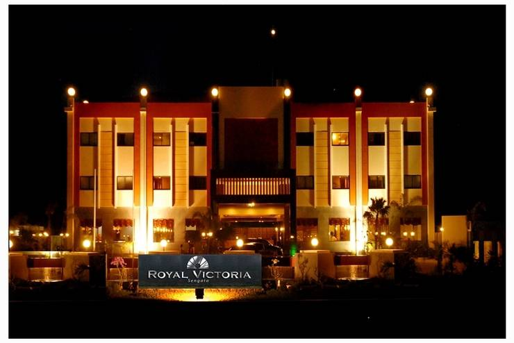 Hotel Royal Victoria Kutai Timur - Eksterior