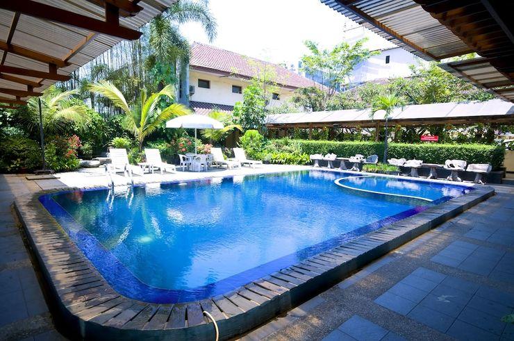 Hotel Mutiara Bandung - Outdoor Pool