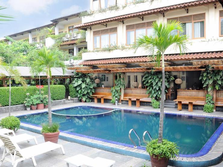 Hotel Mutiara Bandung - Eksterior