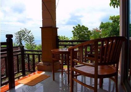 Acarya Bungalows Bali - Teras