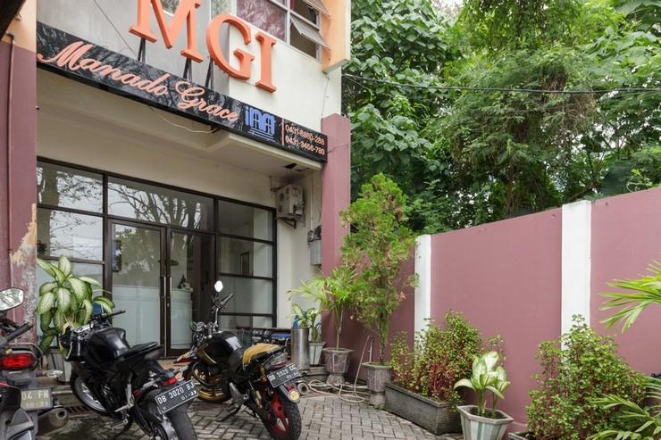RedDoorz @ Samratulangi 3 Manado - Bangunan Properti