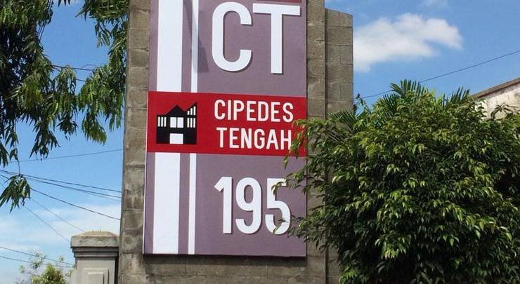 CT 195 Bandung -