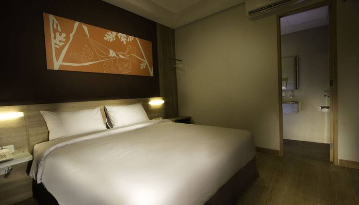 G7 Hotel Jakarta - Double Bed