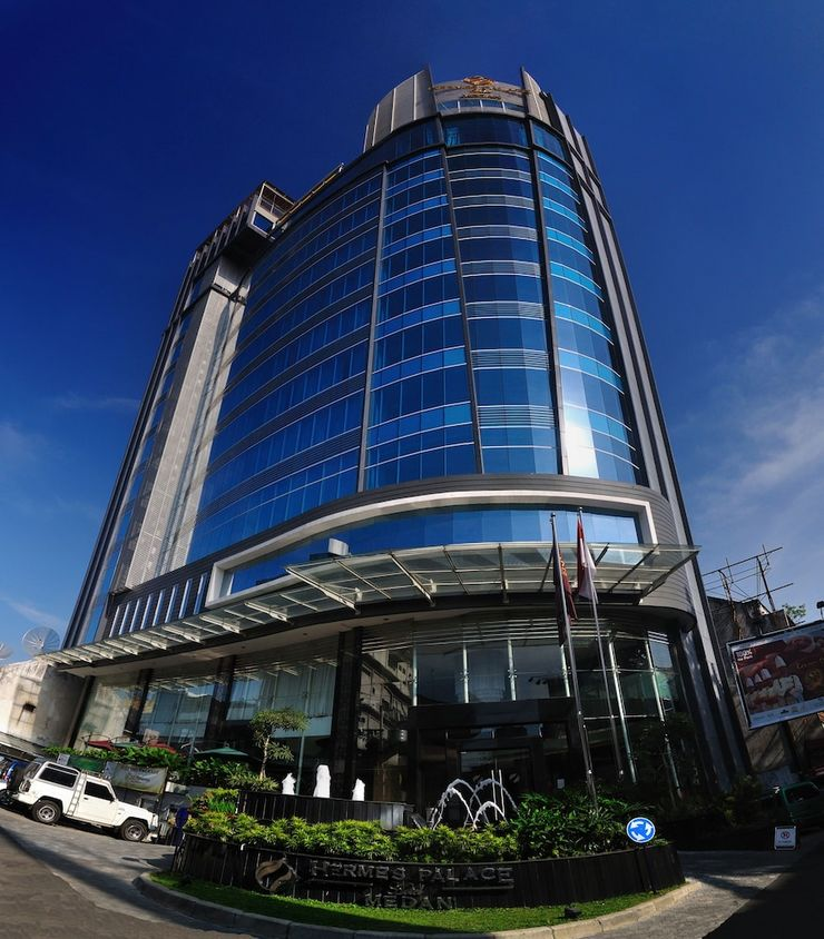Hermes Palace Hotel Medan - Featured Image