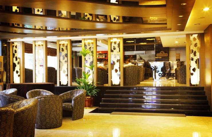 Hermes Palace Hotel Medan - Lobi