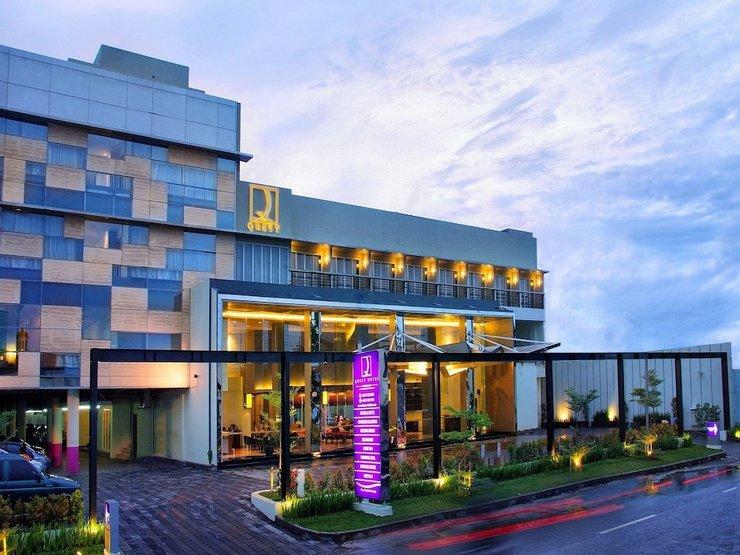 Quest Hotel Simpang Lima - Semarang by ASTON Semarang - Front of Property