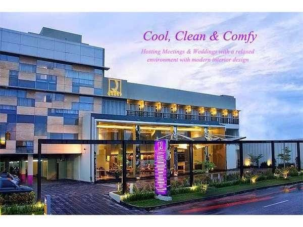 Quest Hotel Simpang Lima - Semarang - y