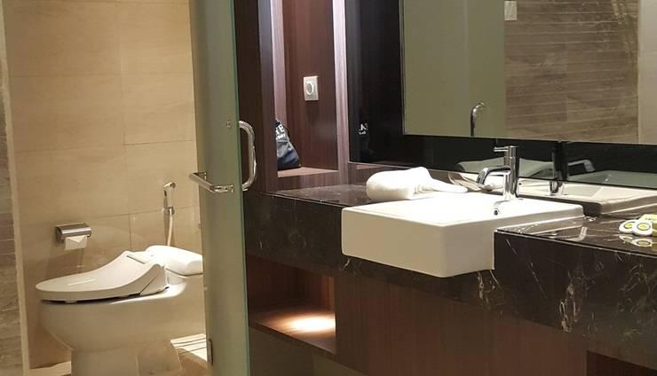 Hotel Asri Sumedang Sumedang - bathroom