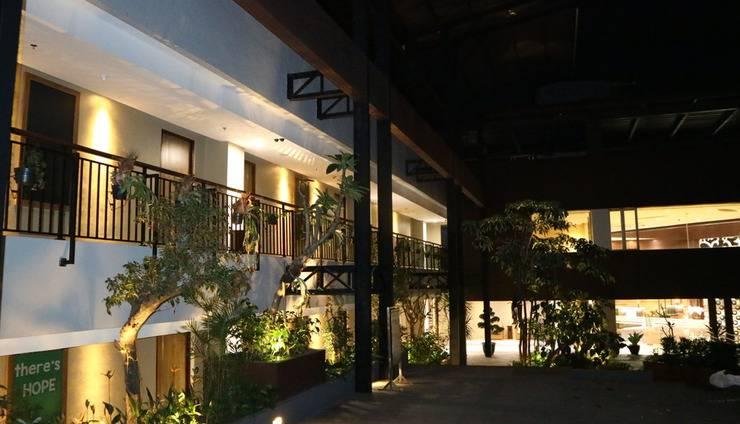 Hotel Asri Sumedang Sumedang - Suasana malam