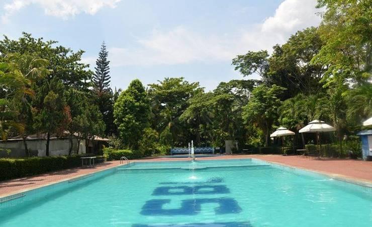 NIDA Rooms Bandar Lampung Yos Sudarso Lampung - Kolam Renang