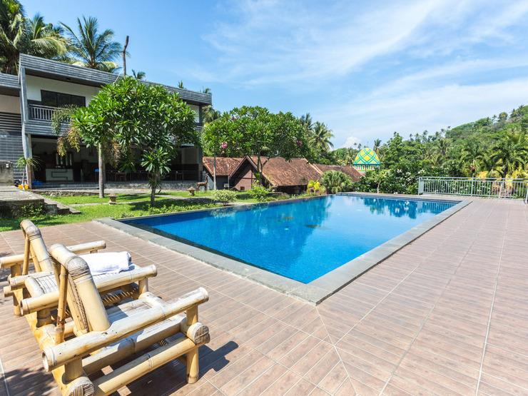 OYO 2020 Hotel Bumi Aditya Lombok - Commor Area