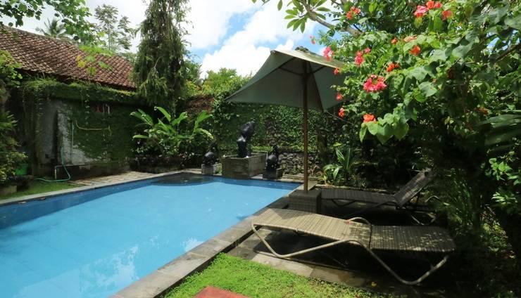 Ubud Kartini Hostel (not active) Bali - Swimmming Pool