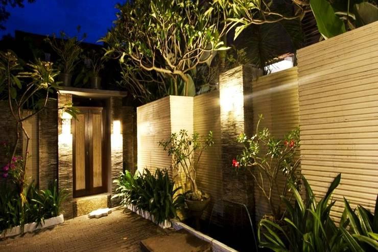 Villa Rendezvous Bali - Tampilan Luar Villa