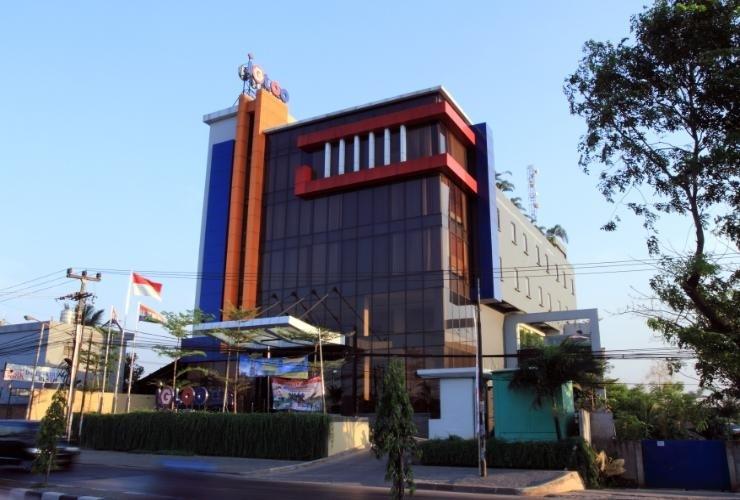 Igloo Hotel & Function Hall Bekasi - Appearance