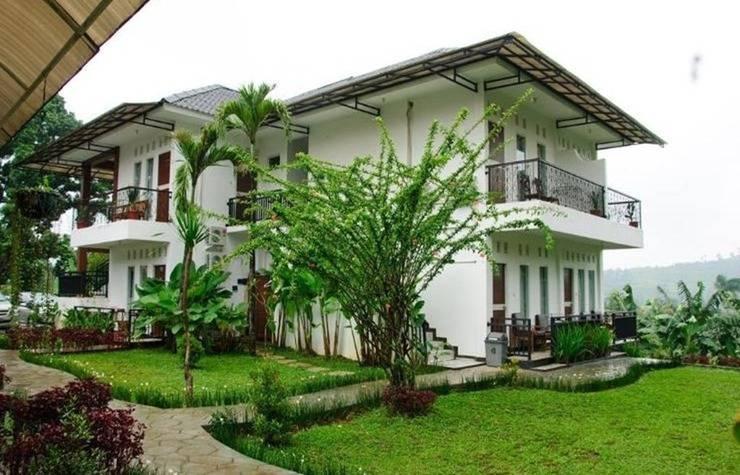 Hotel New Ayunda 2 Puncak - Eksterior