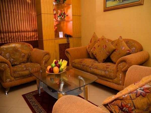 Dhaksina Hotel Medan - Suite