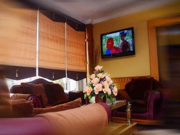 Dhaksina Hotel Medan - Lounge