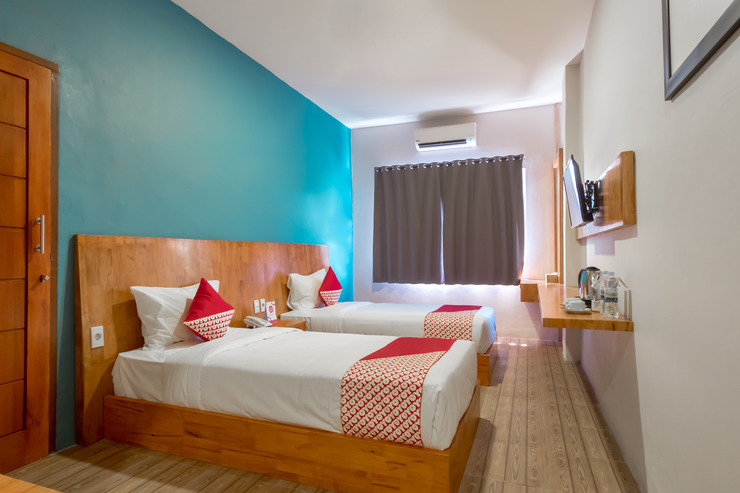 OYO 436 Raz Residence Medan - Guestroom