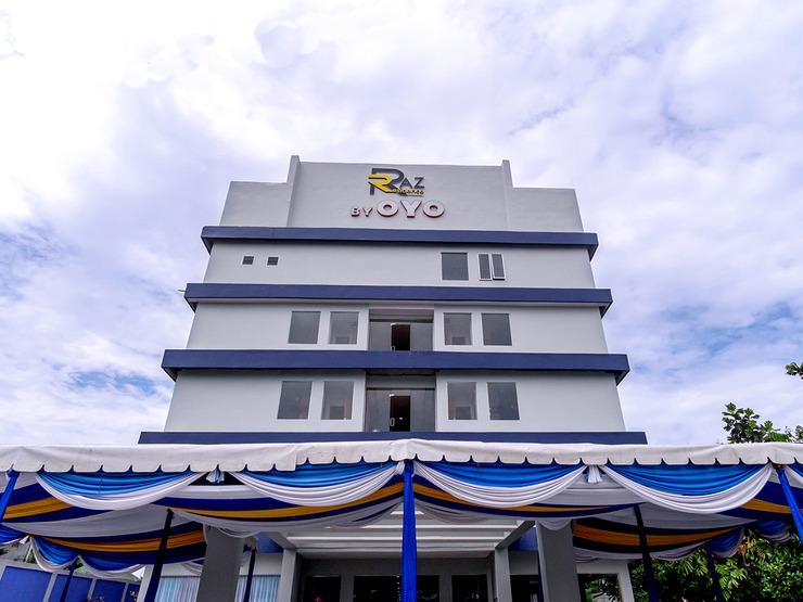 OYO 436 Raz Residence Medan - Facade