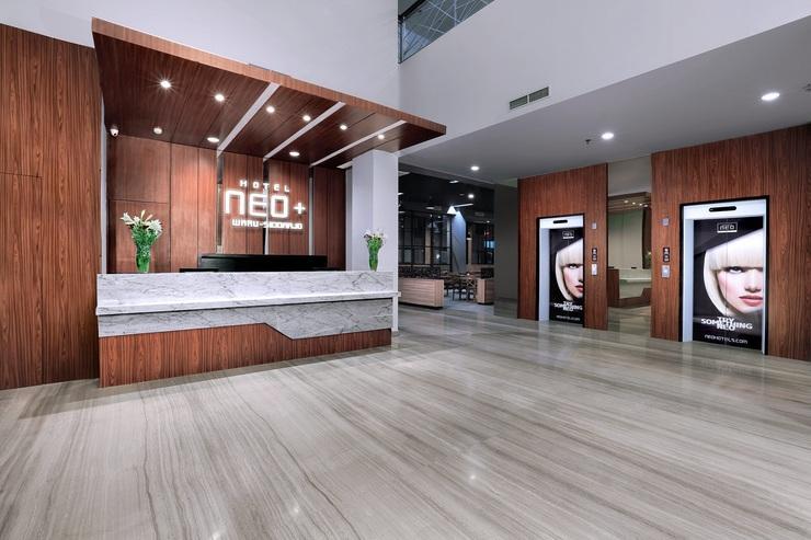 Neo+ Waru Sidoarjo by ASTON Surabaya - Lobby