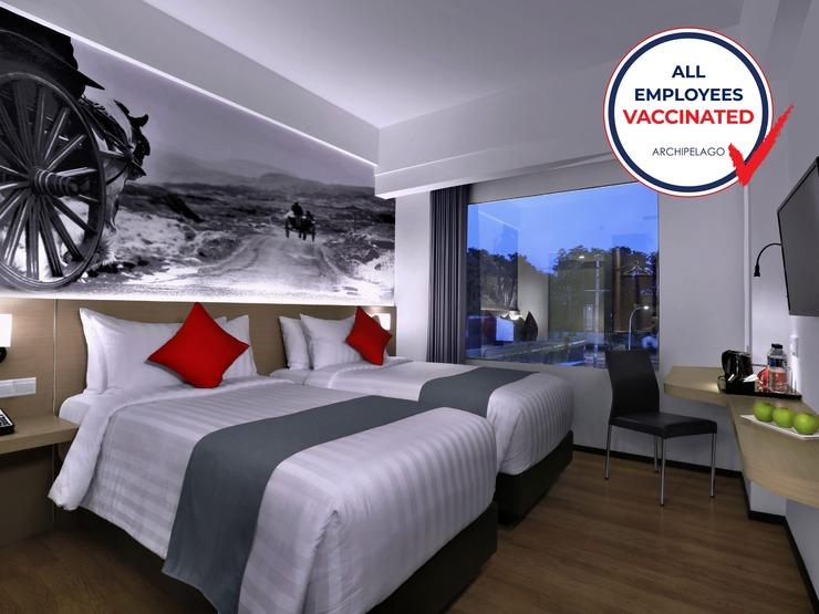 Hotel Neo+ Waru Sidoarjo by ASTON Surabaya - Vaccinated