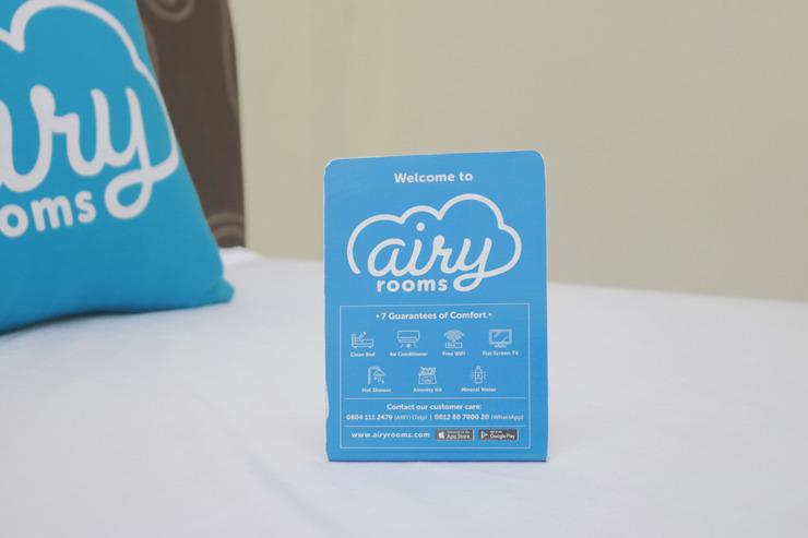 Airy Eco Ruhui Rahayu Satu Kompleks Bumi Rengganis Balikpapan - Welcome Sign