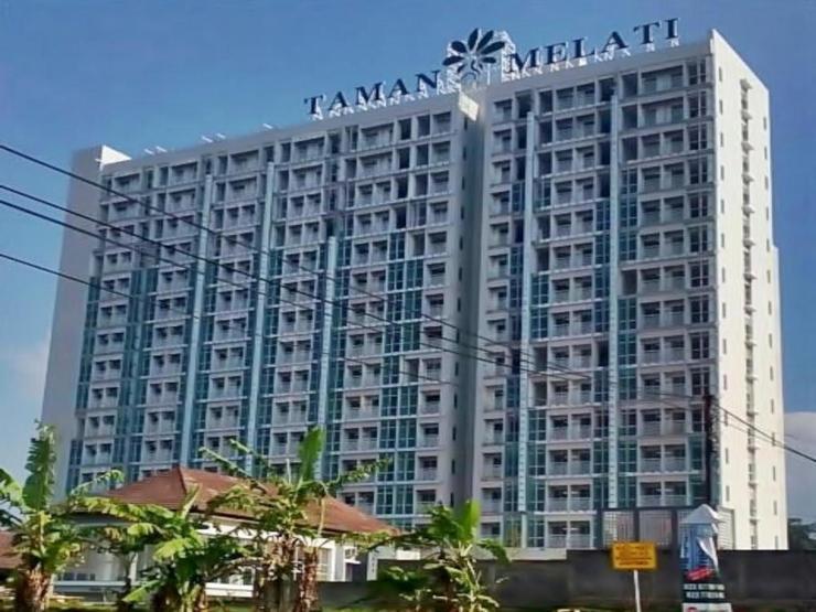 Apartment Taman Melati Surabaya by Havana Friends Surabaya - Exterior