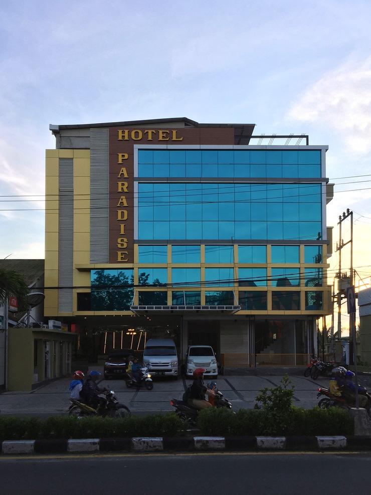Hotel Paradise Tarakan Tarakan - Exterior