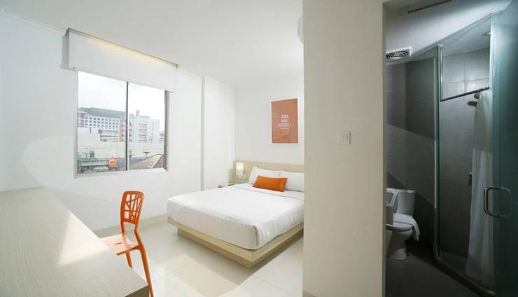 Zuri Express Hotel Pekanbaru - Kamar Superior dengan 1 tempat tidur