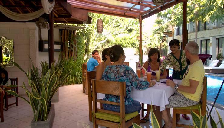 Asana Puri Maharani Hotel Bali - Tamu