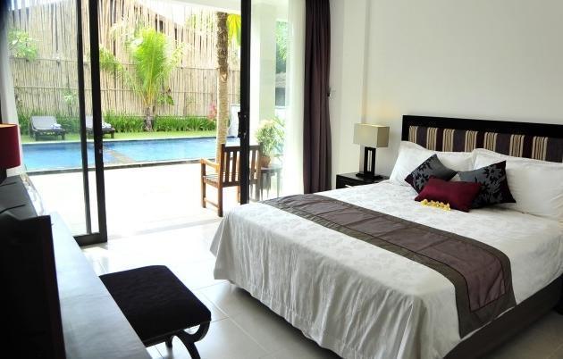 Asana Puri Maharani Hotel Bali - Room