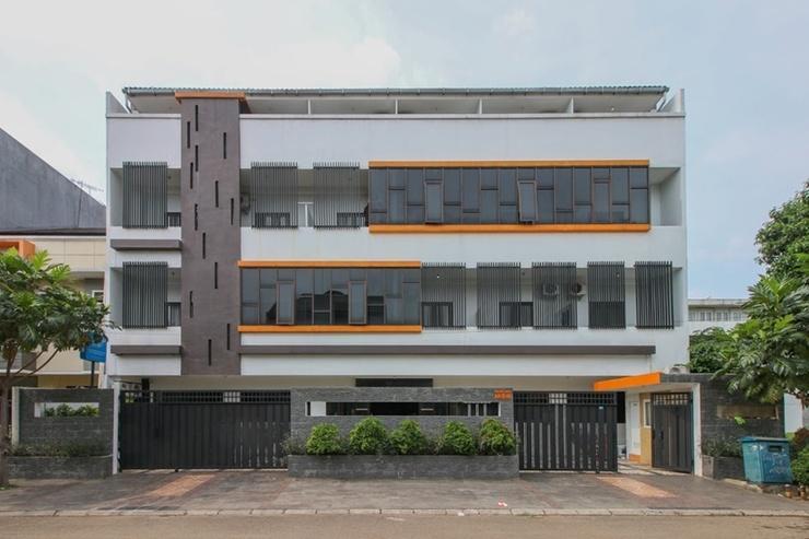 Sky Residence Anggrek 1 Tangerang Tangerang Selatan - exterior