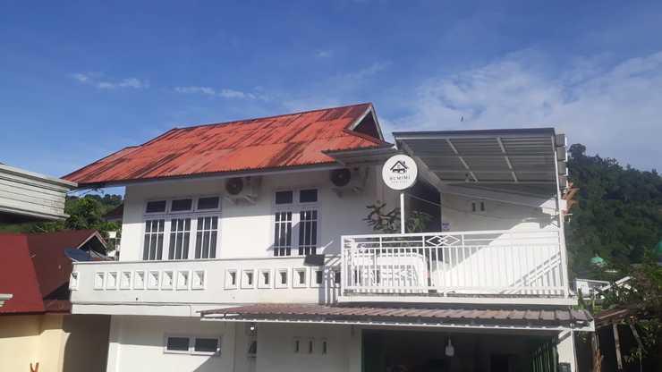 Bumimi Homestay Pesisir Selatan - Rear property view