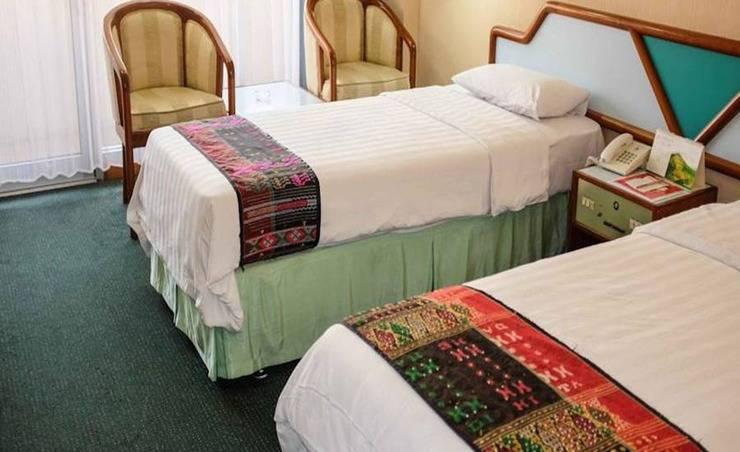 Hotel Marcopolo Jakarta - Kamar tamu