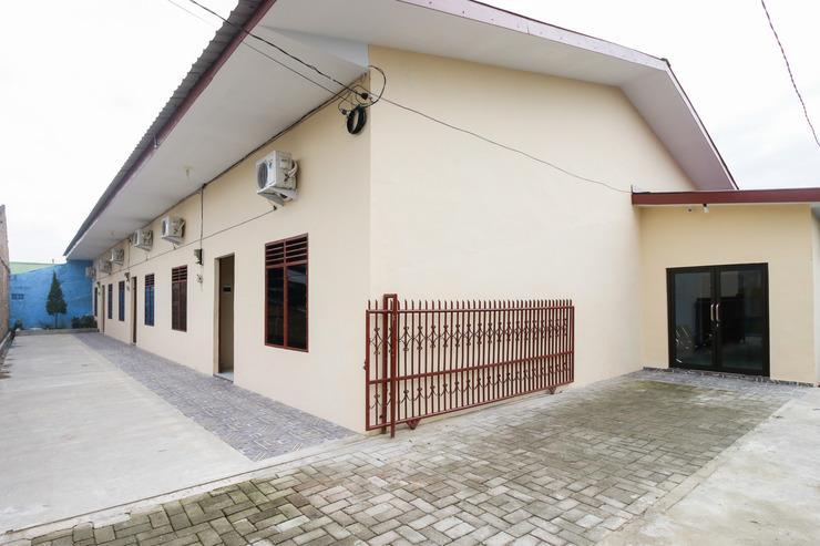 Sky Residence Cengkeh Medan - Exterior