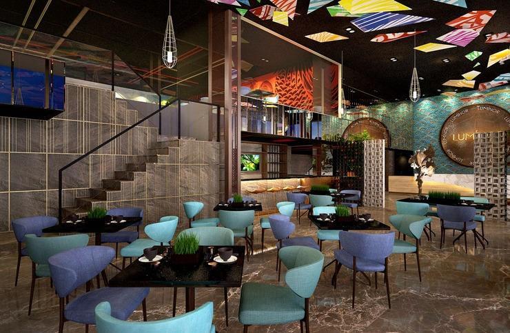Luminor Hotel Sidoarjo Surabaya - Restaurant
