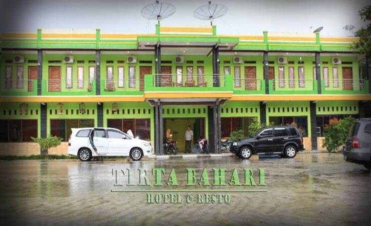 Hotel Tirta Bahari Pangandaran - Tampilan Luar Hotel
