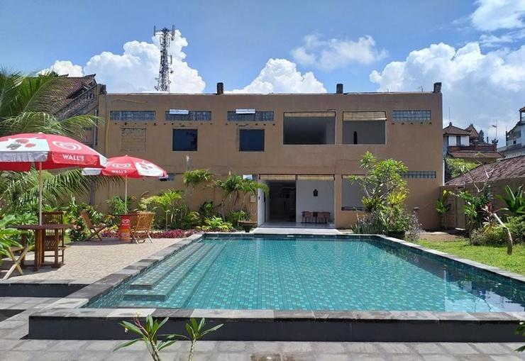 Arta Garden Hostel Bali - Pool