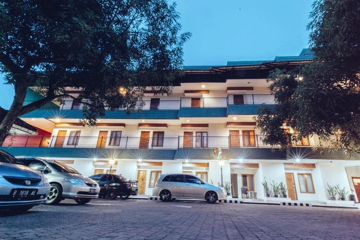 Ono's Hotel Cirebon - Exterior