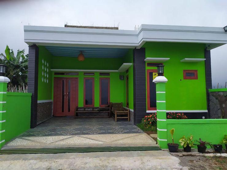 Green Sangkuriang @ Sangkuriang Village Bandung - Facade