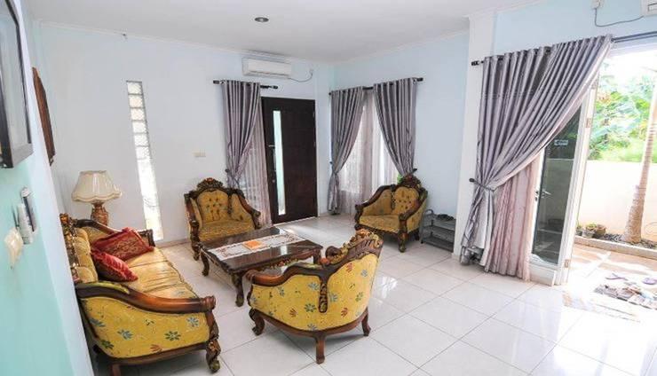 Semarang Homestay Syariah Semarang - Interior