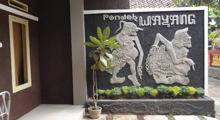 Pondok Wayang Pangandaran - (25/July/2014)