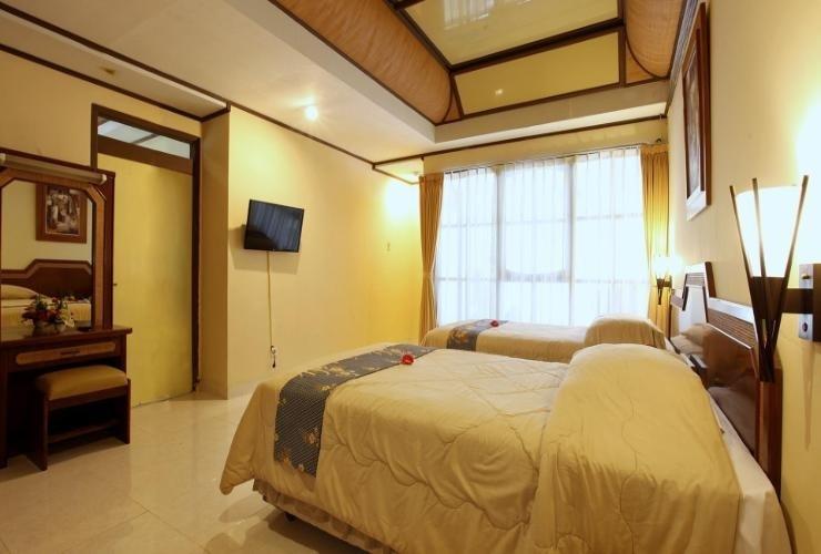 Sindang Reret Cikole Bandung - Guest room