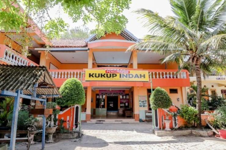 Hotel Kukup Indah Yogyakarta - Exterior