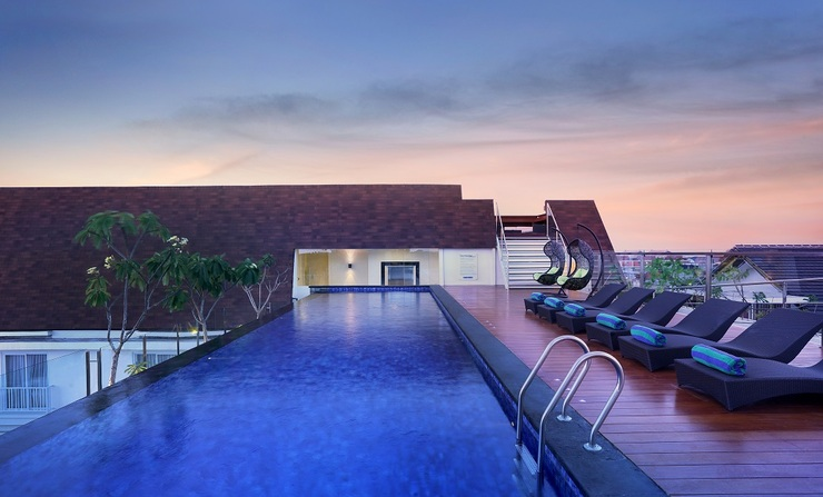 Hotel Zia Bali Kuta Bali - Hotel Zia