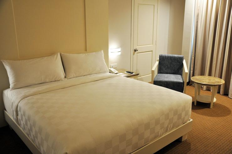 Beverly Hotel Batam Batam - DELUXE DOUBLE ROOM
