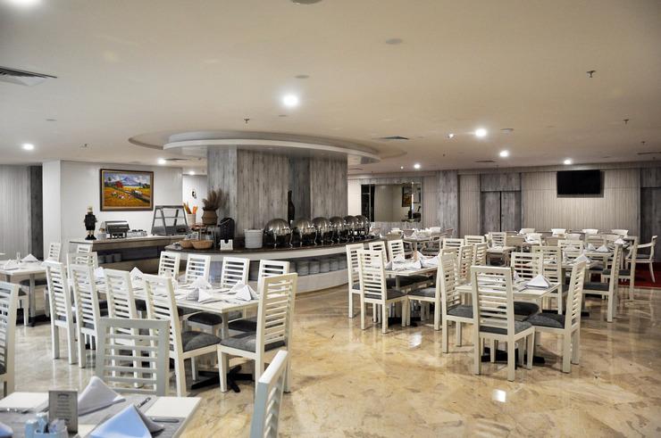 Beverly Hotel Batam Batam - restaurant