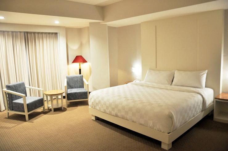 Beverly Hotel Batam Batam - Deluxe Double